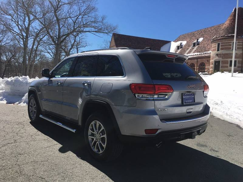 2014 Jeep Grand Cherokee 4x4 Limited 4dr SUV - Roslindale MA