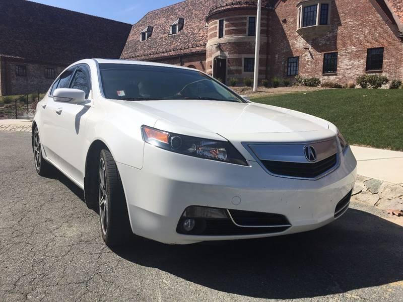2014 Acura TL 4dr Sedan - Roslindale MA