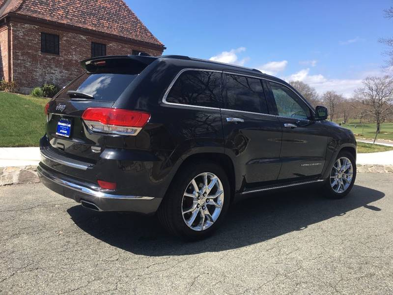 2014 Jeep Grand Cherokee 4x4 Summit 4dr SUV - Roslindale MA