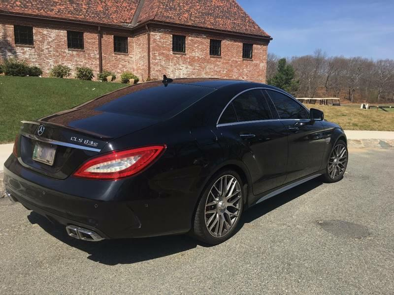2016 Mercedes-Benz CLS AWD AMG CLS 63 S 4MATIC 4dr Sedan - Roslindale MA