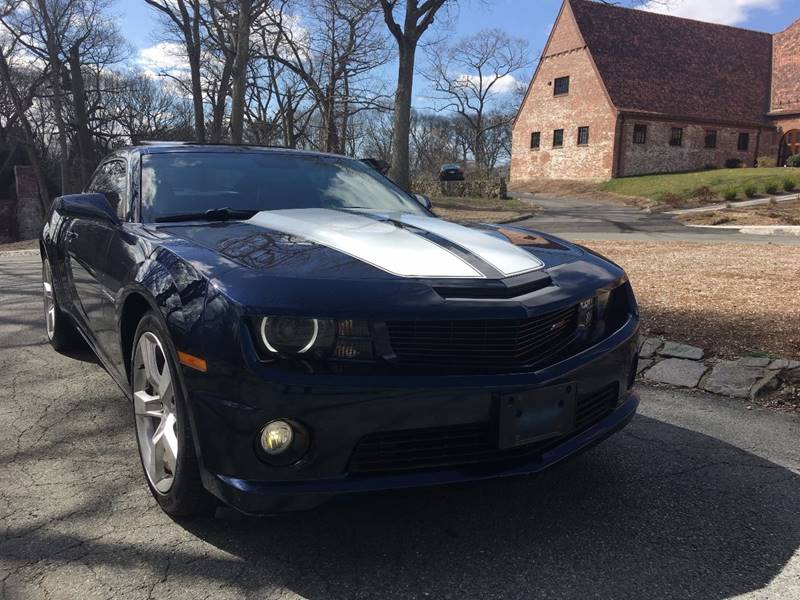 2010 Chevrolet Camaro SS 2dr Coupe w/2SS - Roslindale MA
