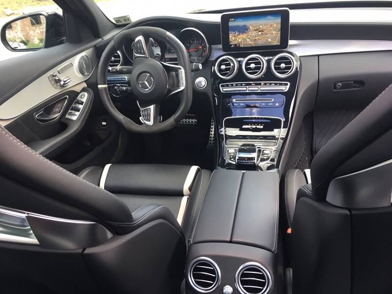 2015 Mercedes-Benz C-Class C 63 S AMG 4dr Sedan - Roslindale MA
