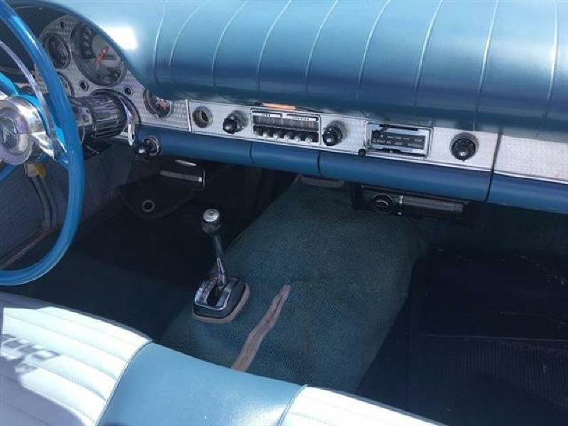 1957 Ford Thunderbird  - Roslindale MA