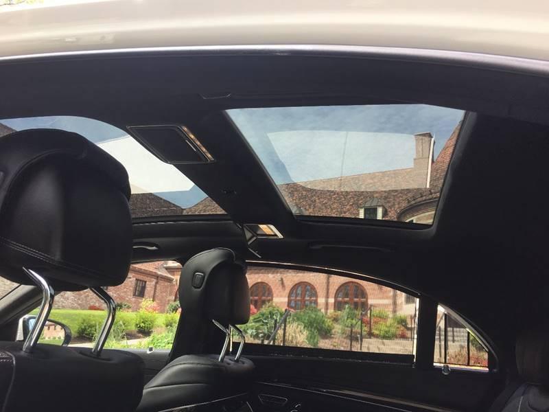 2015 Mercedes-Benz S-Class AWD S 550 4MATIC 4dr Sedan - Roslindale MA