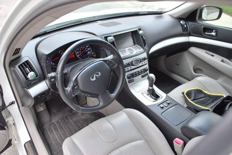 2009 Infiniti G37 Sedan AWD x 4dr Sedan - Roslindale MA
