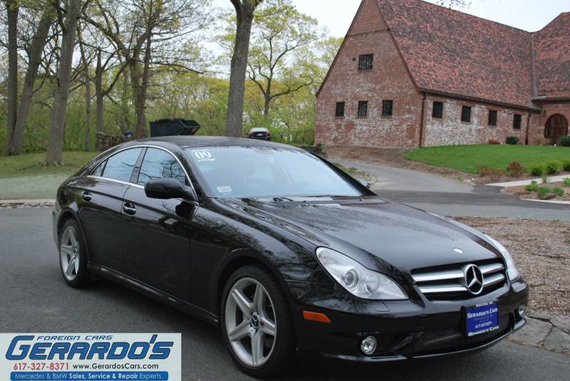 2009 Mercedes-Benz CLS CLS 550 4dr Sedan - Roslindale MA