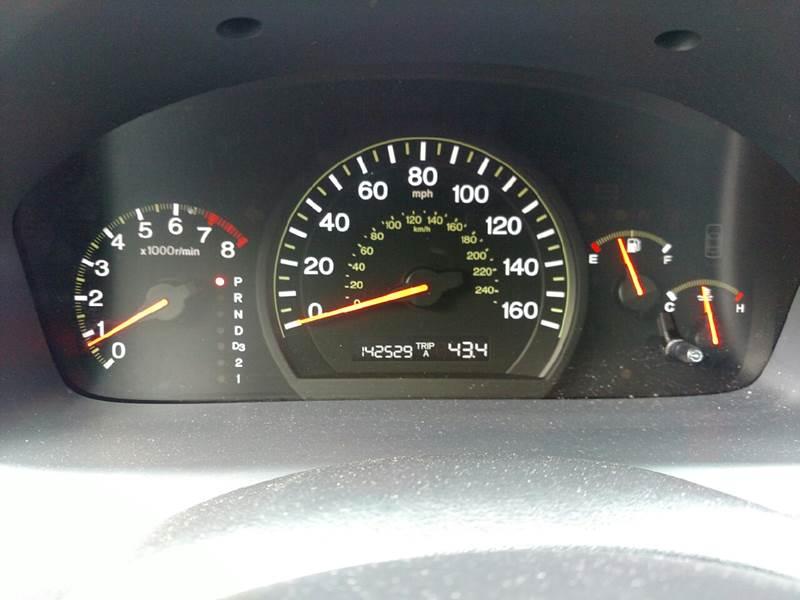 2004 Honda Accord EX V-6 4dr Sedan w/Navi - Lambertville NJ