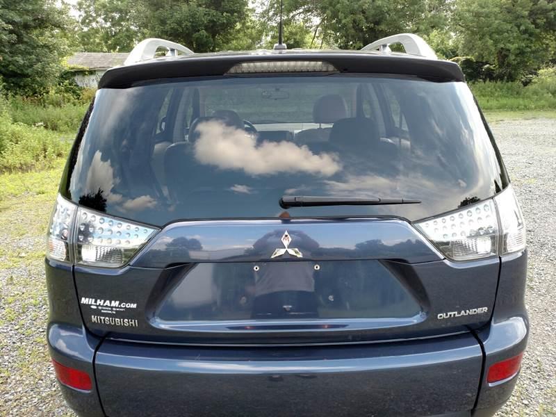 2009 Mitsubishi Outlander AWD SE 4dr SUV - Lambertville NJ