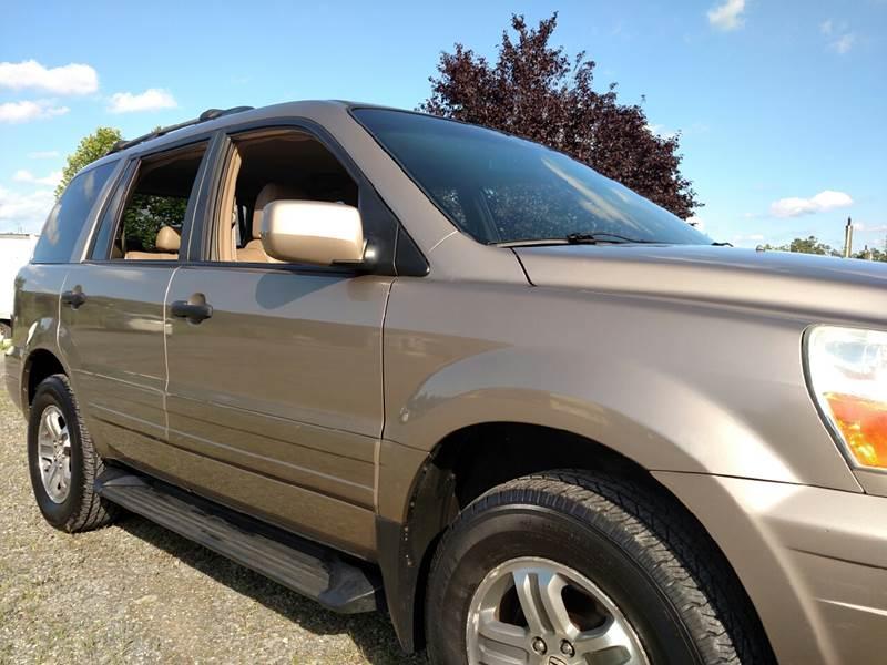 2004 Honda Pilot 4dr EX-L 4WD SUV w/Leather - Lambertville NJ