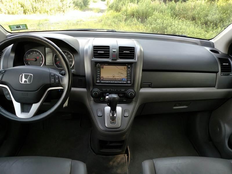 2008 Honda CR-V AWD EX-L 4dr SUV w/Navi - Lambertville NJ