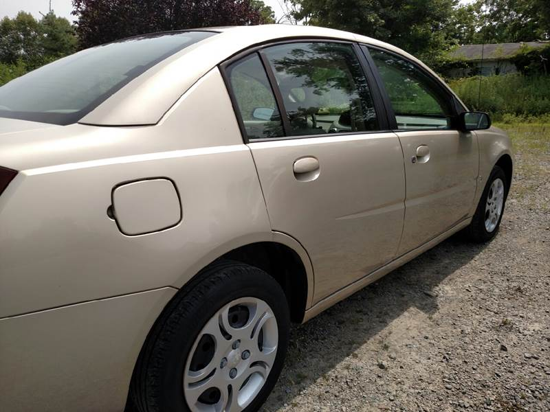 2004 Saturn Ion 2 4dr Sedan - Lambertville NJ