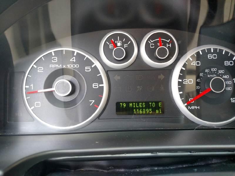 2007 Ford Fusion I-4 SE 4dr Sedan - Lambertville NJ