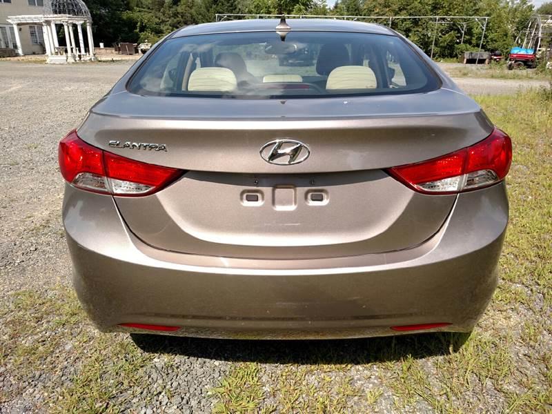 2012 Hyundai Elantra GLS 4dr Sedan - Lambertville NJ