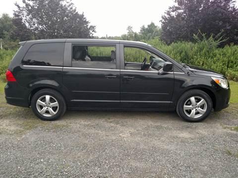 2010 Volkswagen Routan for sale at Joe Scurti Sales in Lambertville NJ