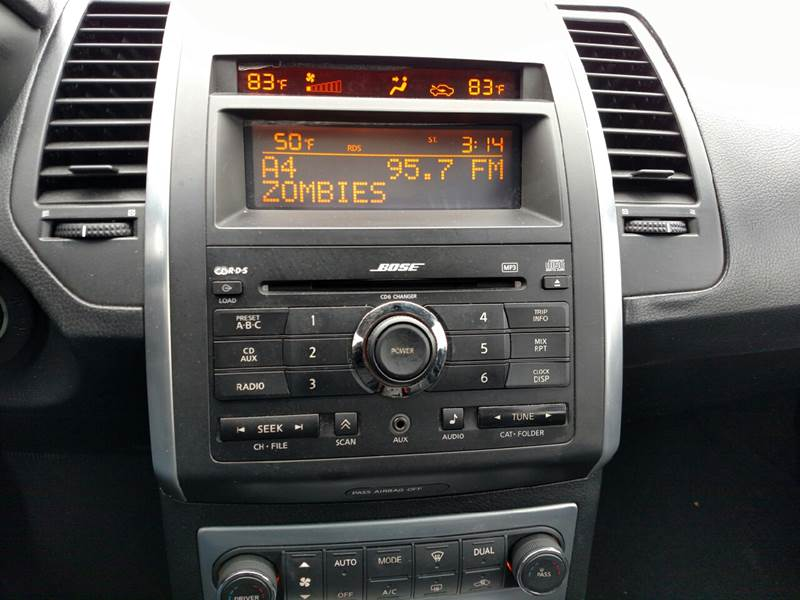 2007 Nissan Maxima 3.5 SE 4dr Sedan - Lambertville NJ