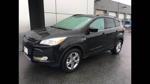 2014 Ford Escape for sale at BORGES AUTO CENTER, INC. in Taunton MA