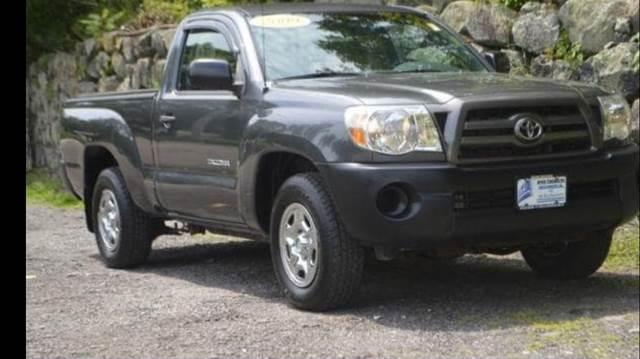 2009 Toyota Tacoma for sale at BORGES AUTO CENTER, INC. in Taunton MA