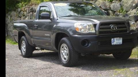 2009 Toyota Tacoma for sale at BORGES AUTO CENTER, INC. in Taunton MA