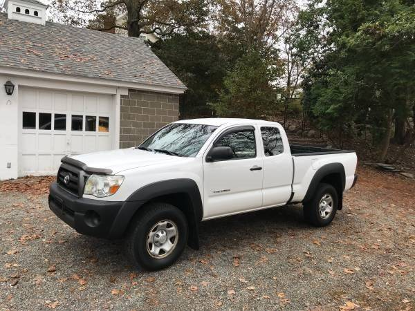 2008 Toyota Tacoma for sale at BORGES AUTO CENTER, INC. in Taunton MA