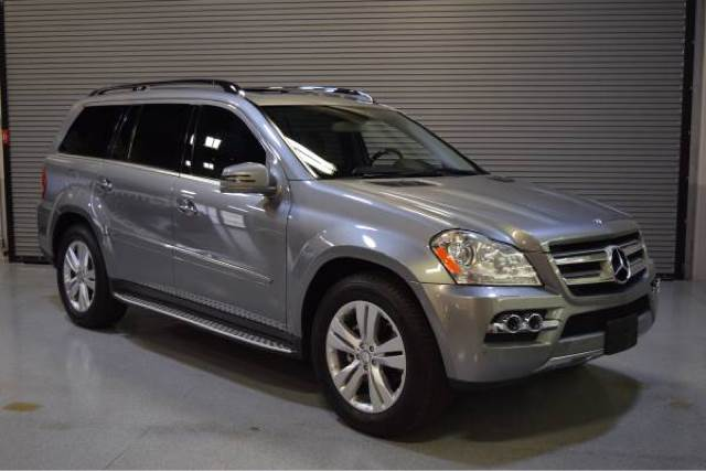 2011 Mercedes-Benz GL-Class for sale at BORGES AUTO CENTER, INC. in Taunton MA