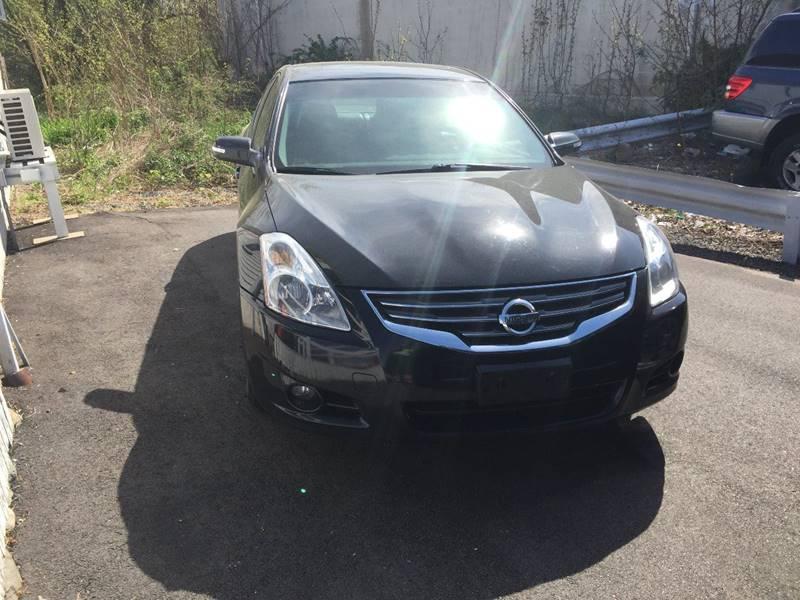 2012 Nissan Altima 3.5 Sr >> 2012 Nissan Altima 3 5 Sr 4dr Sedan In Taunton Ma Borges