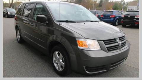 2010 Dodge Grand Caravan for sale at BORGES AUTO CENTER, INC. in Taunton MA
