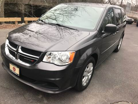 2015 Dodge Grand Caravan for sale at BORGES AUTO CENTER, INC. in Taunton MA