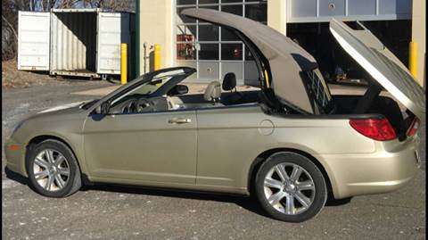 2010 Chrysler Sebring for sale at BORGES AUTO CENTER, INC. in Taunton MA