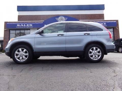 2008 Honda CR-V for sale at BORGES AUTO CENTER, INC. in Taunton MA