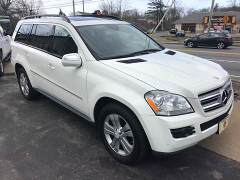 2009 Mercedes-Benz GL-Class for sale at BORGES AUTO CENTER, INC. in Taunton MA