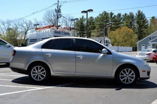 2010 Volkswagen Jetta for sale at BORGES AUTO CENTER, INC. in Taunton MA
