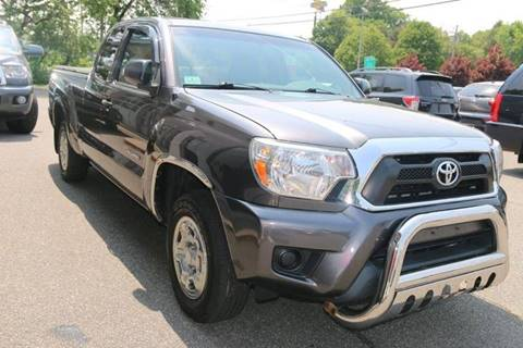 2013 Toyota Tacoma for sale at BORGES AUTO CENTER, INC. in Taunton MA
