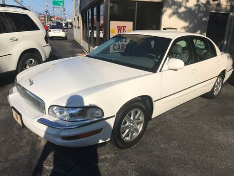 2004 Buick Park Avenue for sale at BORGES AUTO CENTER, INC. in Taunton MA