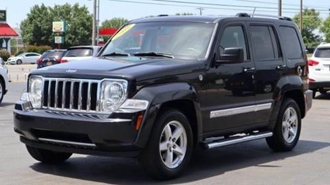 2009 Jeep Liberty for sale at BORGES AUTO CENTER, INC. in Taunton MA