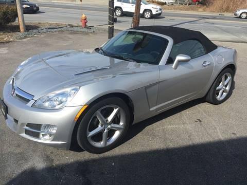 2008 Saturn SKY for sale at BORGES AUTO CENTER, INC. in Taunton MA