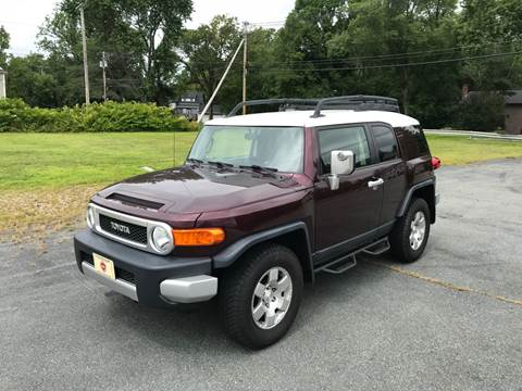 2007 Toyota FJ Cruiser for sale in Taunton, MA