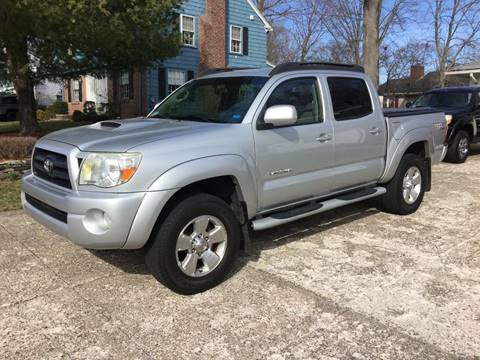 2005 Toyota Tacoma for sale at BORGES AUTO CENTER, INC. in Taunton MA