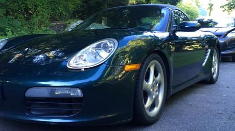 2006 Porsche Boxster for sale at BORGES AUTO CENTER, INC. in Taunton MA