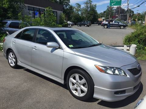 2009 Toyota Camry for sale at BORGES AUTO CENTER, INC. in Taunton MA