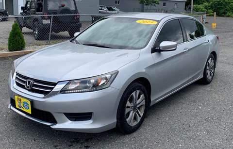 2013 Honda Accord for sale in Taunton, MA