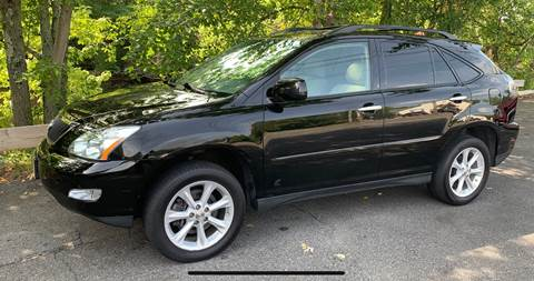 2009 Lexus RX 350 for sale at BORGES AUTO CENTER, INC. in Taunton MA