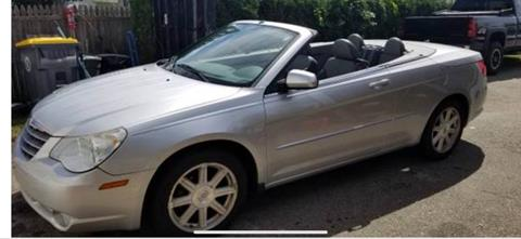 2008 Chrysler Sebring for sale at BORGES AUTO CENTER, INC. in Taunton MA
