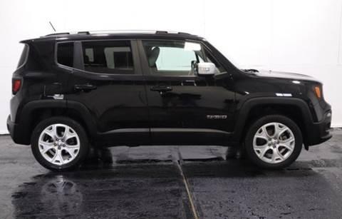 2015 Jeep Renegade for sale at BORGES AUTO CENTER, INC. in Taunton MA