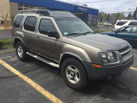 2004 Nissan Xterra for sale at BORGES AUTO CENTER, INC. in Taunton MA