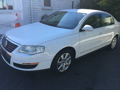 2006 Volkswagen Passat for sale at BORGES AUTO CENTER, INC. in Taunton MA
