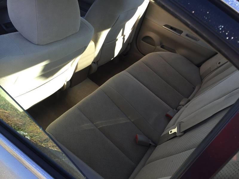 2006 Nissan Altima 2.5 S 4dr Sedan w/Automatic In Taunton MA ...