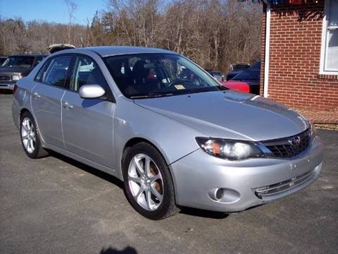 2008 Subaru Impreza for sale at GLOBAL MOTOR GROUP in Newark NJ