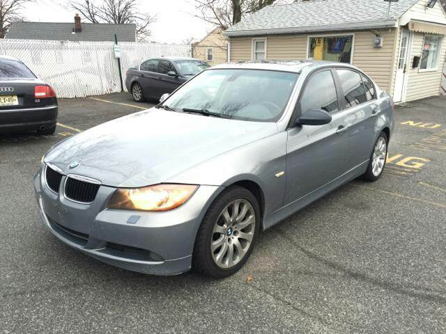 2007 BMW 3 Series for sale at GLOBAL MOTOR GROUP in Newark NJ