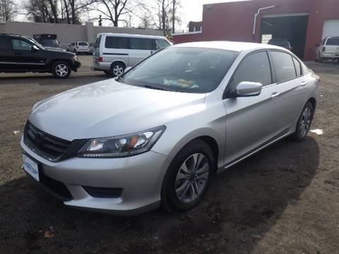 2014 Honda Accord for sale at GLOBAL MOTOR GROUP in Newark NJ