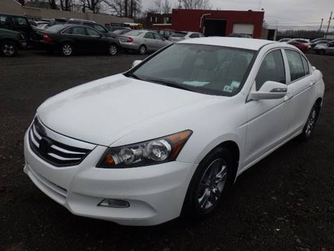 2011 Honda Accord for sale at GLOBAL MOTOR GROUP in Newark NJ
